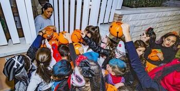 La fiesta anglosajona de Halloween llega a Guadalajara