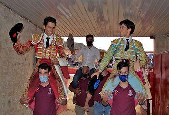 Molina y Alarcón triunfan en Fuensalida