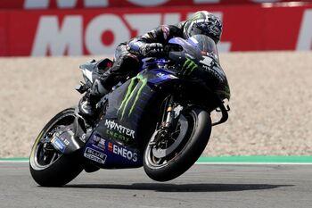 Viñales y Yamaha rompen su acuerdo a petición del piloto