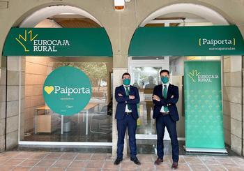 Eurocaja Rural abre oficina en Paiporta (Valencia)