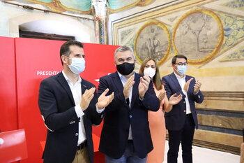 El PSOE pone el rumbo para un «mejor futuro» de la Comunidad