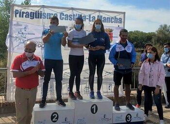 Talavera acoge a 250 piragüistas en el trofeo provincial