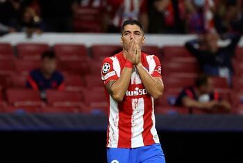 El Atlético flojea en su inicio