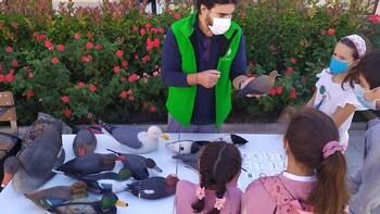 Jornada de concienciación ambiental en Almodóvar