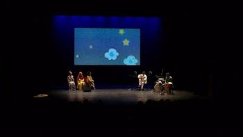 'Flamenco Kids' en el Palacio de la Audiencia