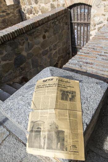 Un asesinato sin resolver en Toledo, en busca de editorial