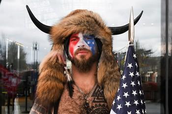 El 'bisonte' clama libertad