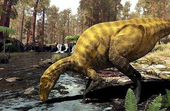Hallan en Castellón los restos de una nueva especie de dinosaurio