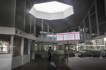 La estación de autobuses toma forma pero no abre hasta 2022