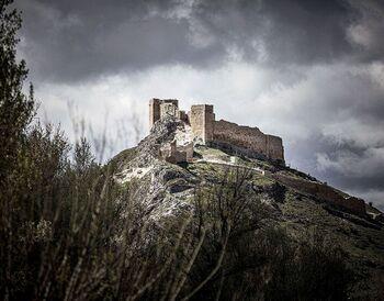 El castillo de Osma y 4.200 cerdos