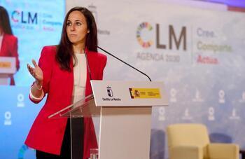 Ione Belarra insiste en la necesidad de la transición social