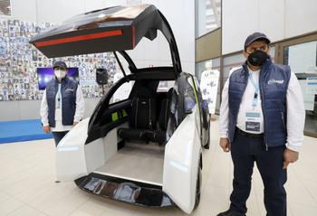 Un vehículo eléctrico 'revolucionario'