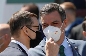 Sánchez apela al valor de la unidad frente al virus