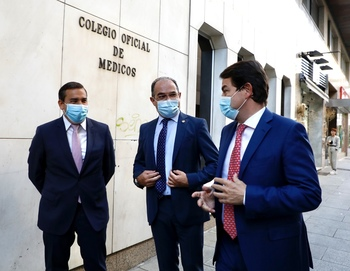 Mañueco pide un pacto nacional sobre sanidad