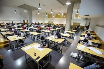 El 98,53% de los estudiantes burgaleses supera la EBAU.
