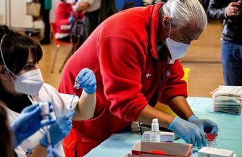 Siete de cada diez mayores de 80 años ya tienen inmunidad