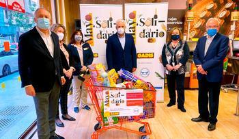 Un mayo solidario con el Banco de Alimentos
