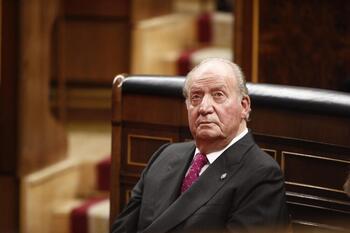 El Rey emérito no ve próximo su regreso a España
