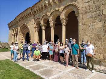 Sotosalbos y Trescasas, en 'Viajero, yo te enseñaré Segovia'
