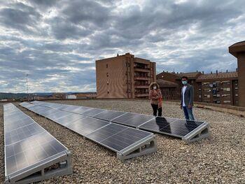 El Gobierno regional favorece las placas fotovoltaicas