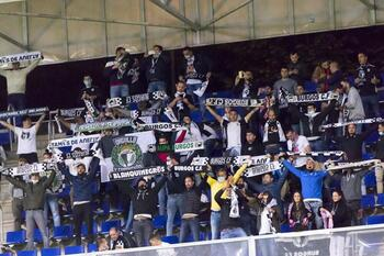 Entradas a 15 euros para apoyar al Burgos CF en Tenerife