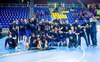El Barça sigue imparable y suma su undécima liga Asobal