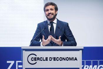 El PP recorta distancia al PSOE en plena guerra por los indultos