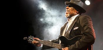 Tribu estrena ciclo «con alma» con blues de Big Daddy Wilson