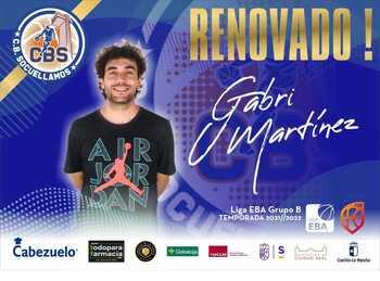 Gabri Martínez seguirá entrenando al Socuéllamos