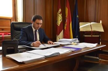 Diputación estudia pedir la declaración de Zona Catastrófica