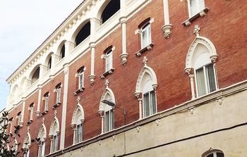 Una residencia en el edificio de los jesuitas