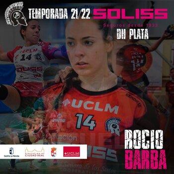 Rocío Barba, primera renovada en el Pozuelo