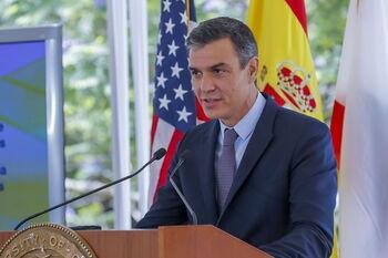 Sánchez aspira a convertir España en 'el Hollywood de Europa'