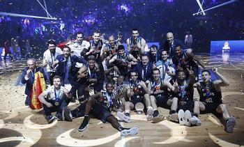 El Burgos avanza en 'su' Champions