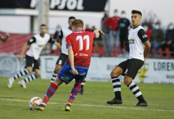 El Real Unión somete al Calahorra en la recta final