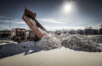 Filomena en Soria: Ni más nieve ni más frío de lo normal
