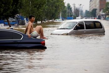 Las inundaciones en China dejan ya 51 muertos