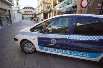 La Policía recupera un coche robado en la ronda de Alarcos