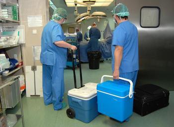 La provincia mantiene al alza las donaciones de órganos