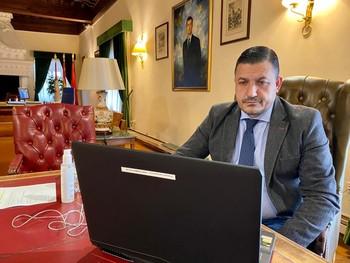 Apoyo de la Diputación a las nuevas medidas de la Junta