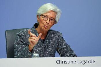 El BCE fijará su objetivo de inflación simétrico del 2%