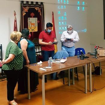 Presentados un libro y documental cervantinos en El Toboso