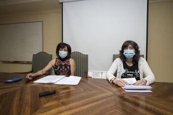 Enfermeras de residencias de la Junta denuncian precariedad