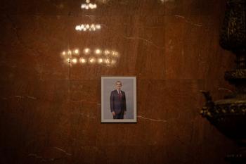 El retrato del Rey regresa al pleno de Barcelona tras 6 años
