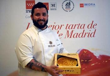 La mejor tarta de queso de Madrid es obra de un talaverano