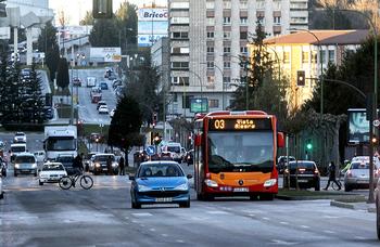 La compra de 5 nuevos buses elevará al 60% la flota propia