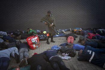 Sudáfrica, sumida en una ola de violencia y saqueos
