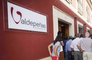 Asaja tranquiliza a los viticultores de la DO Valdepeñas