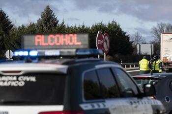 696 pruebas de alcoholemia y 11 de drogas el fin de semana