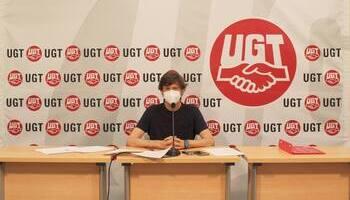 UGT quiere presencialidad en las aulas, pero con garantías
